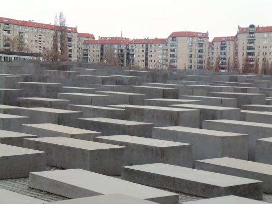 Memorial Holocausto Berlim