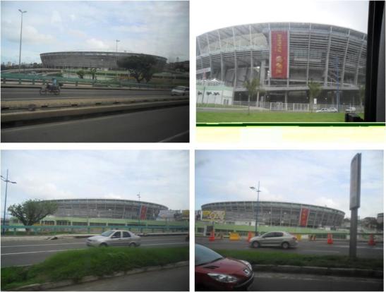 Estádio Itaipava Arena Fonte Nova